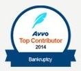 AVVO Top Contributor 2014
